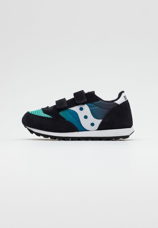 S-JAZZ ORIGINAL VINTAGE - Sneakersy niskie - black/blue/green