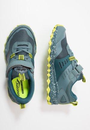 S-PEREGRINE 10 SHIELD  - Sneakersy niskie - steel