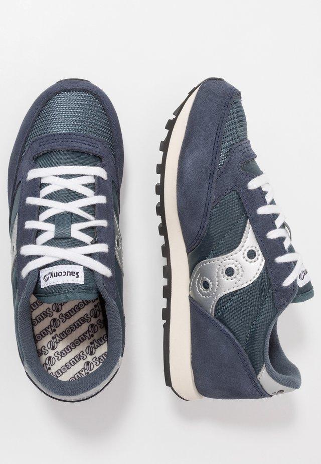 JAZZ ORIGINAL - Sneaker low - navy