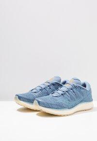 Saucony - FREEDOM ISO 2 - Neutrale løbesko - blue shade - 2