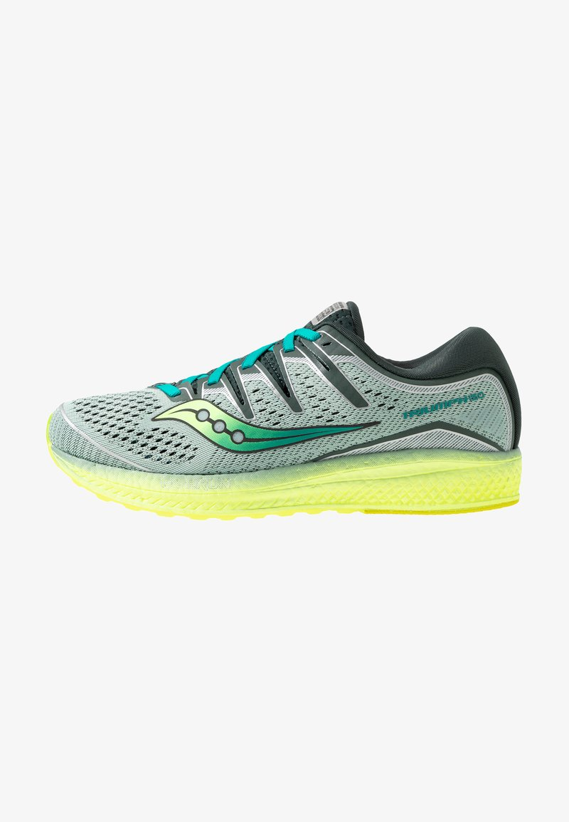 Saucony - TRIUMPH ISO 5 - Chaussures de running neutres - frost/teal