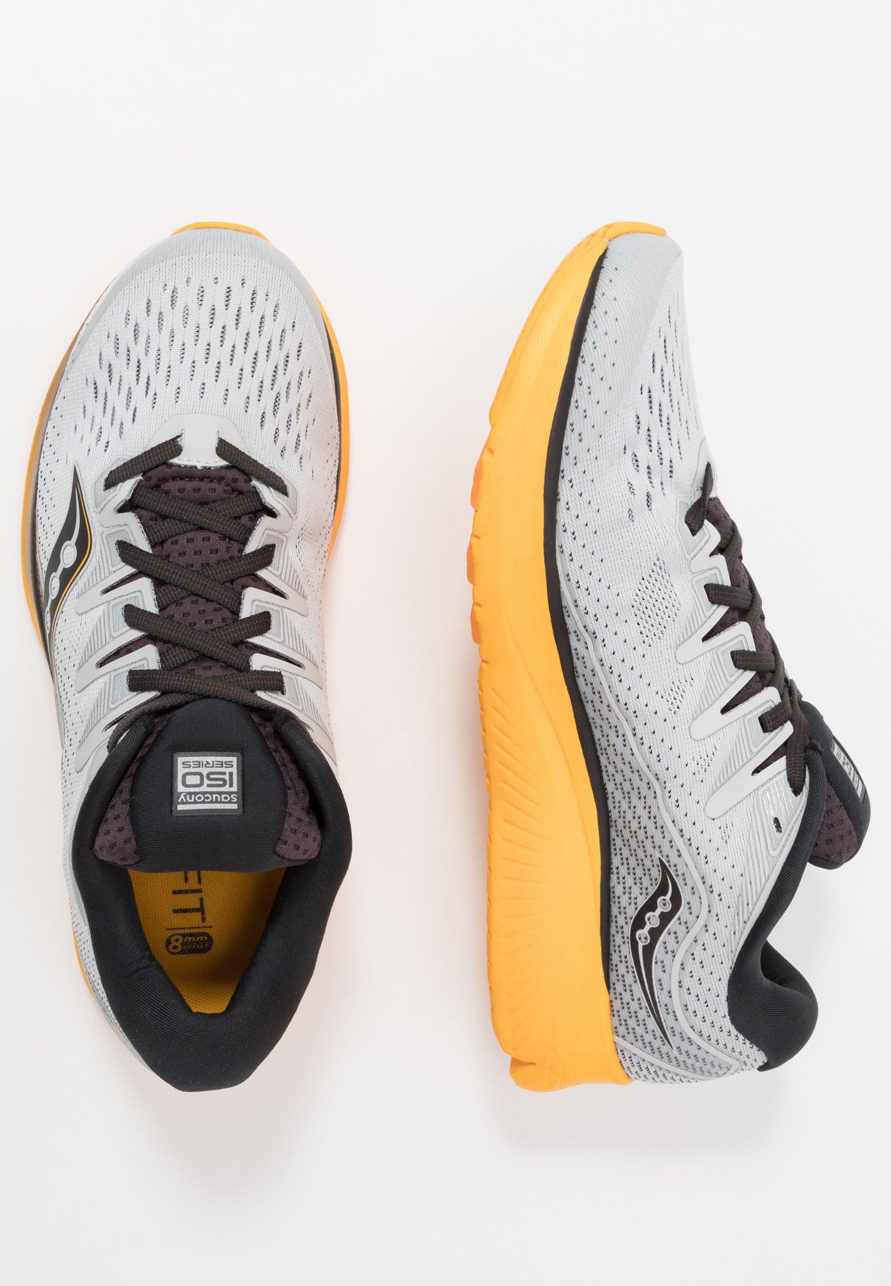 Saucony Ride Iso 2 - Scarpe Running Neutre Grey/yellow