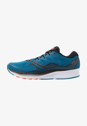 RIDE ISO 2 - Chaussures de running neutres - black/blue