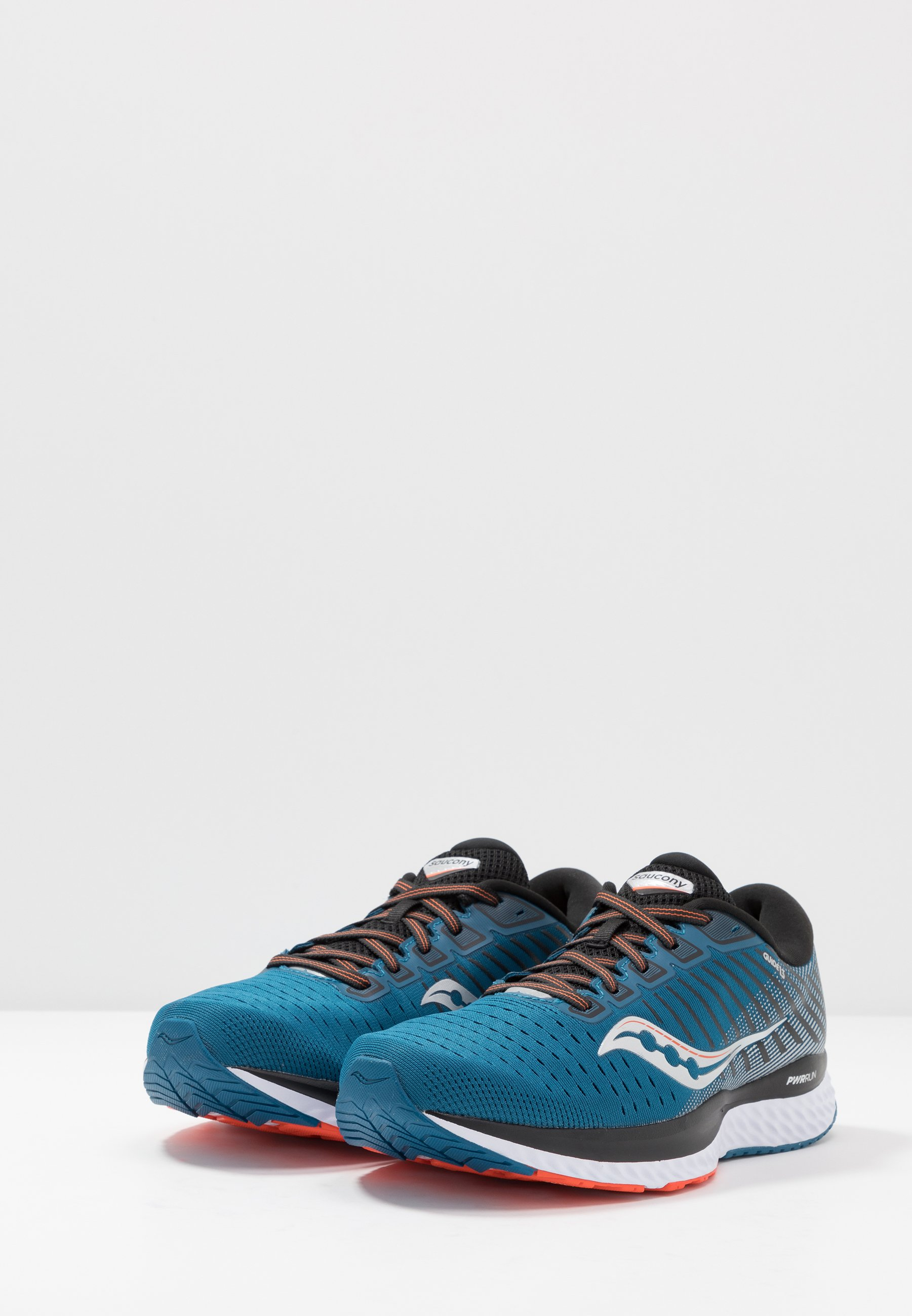 Saucony Guide 13 - Chaussures De Running Stables Blue/silver