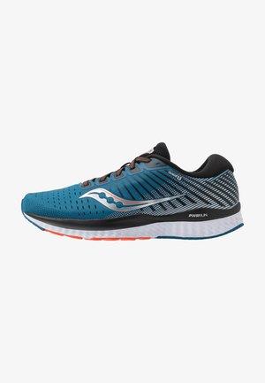 GUIDE 13 - Stabilní běžecké boty - blue/silver
