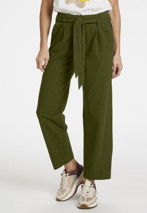 LIVASZ - Trousers - army green