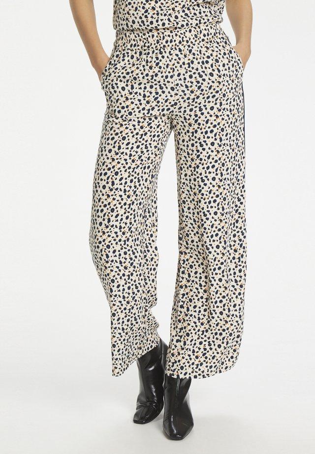 BLANCASZ  - Broek - whisper cheetah