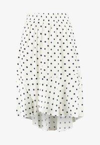 Saint Tropez - SKIRT DOTS - A-line skirt - ice - 3