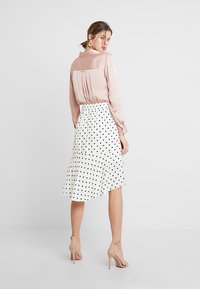 Saint Tropez - SKIRT DOTS - A-line skirt - ice - 2