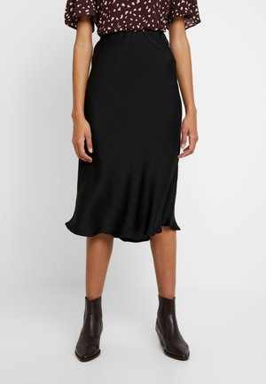 PEARL SKIRT - A-Linien-Rock - black