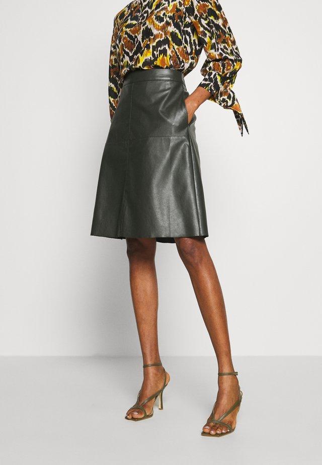 ULUAH SKIRT - A-line skirt - army green