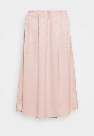 XELA SKIRT - A-line skirt - misty rose