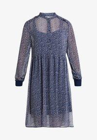 Saint Tropez - DAISY DRESS - Blousejurk - blue - 3