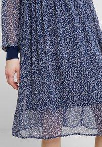 Saint Tropez - DAISY DRESS - Blousejurk - blue - 4