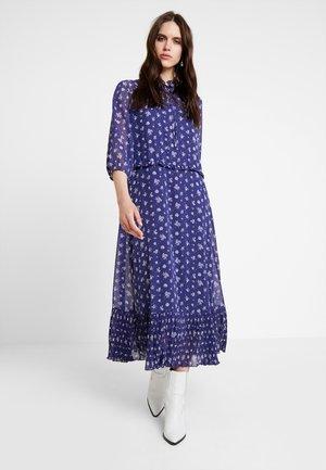 DRESS - Vestito lungo - blue ribbon