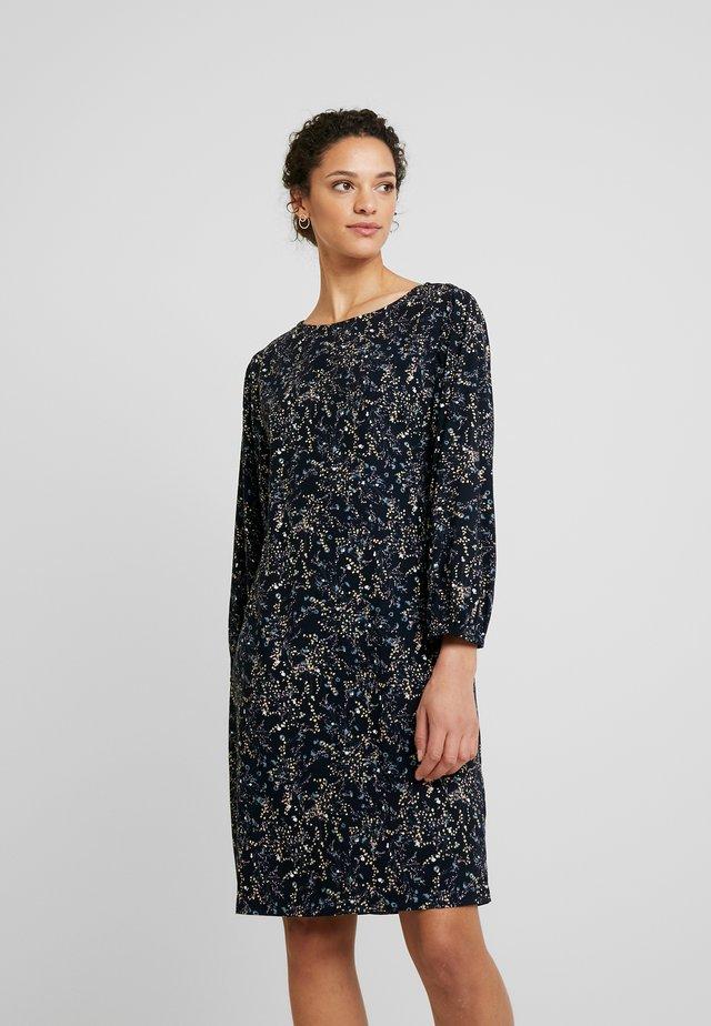 DRESS - Korte jurk - blue deep