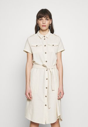 KATESZ DRESS - Korte jurk - sandshell