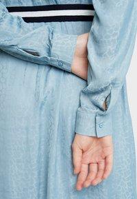 Saint Tropez - DRESS ON KNEE - Košilové šaty - blue - 5