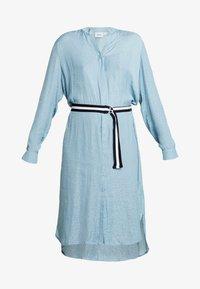 Saint Tropez - DRESS ON KNEE - Košilové šaty - blue - 6