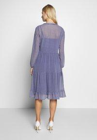 Saint Tropez - CRYSTAL DRESS - Košilové šaty - blue deep - 2