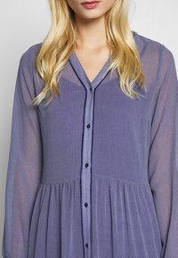 Saint Tropez - CRYSTAL DRESS - Košilové šaty - blue deep - 5