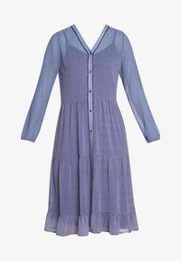 Saint Tropez - CRYSTAL DRESS - Košilové šaty - blue deep - 4