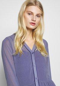 Saint Tropez - CRYSTAL DRESS - Košilové šaty - blue deep - 3