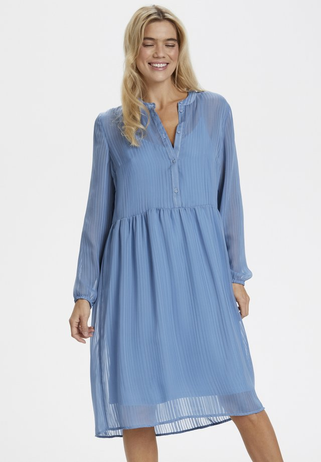 BELLASZ  - Shirt dress - blue