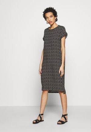 AMELIA DRESS - Denní šaty - black