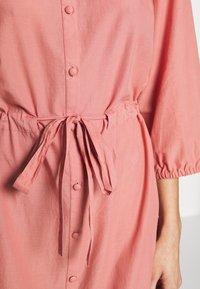 Saint Tropez - DRESS - Košilové šaty - desert sand - 4