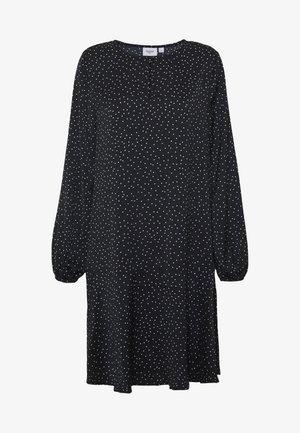 UIKKISZ DRESS - Denní šaty - black