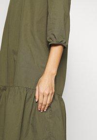 Saint Tropez - UZMA DRESS - Day dress - army green - 5