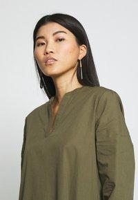 Saint Tropez - UZMA DRESS - Day dress - army green - 3