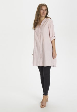 AJOSZ TUNIC - Blouse - crystal rose
