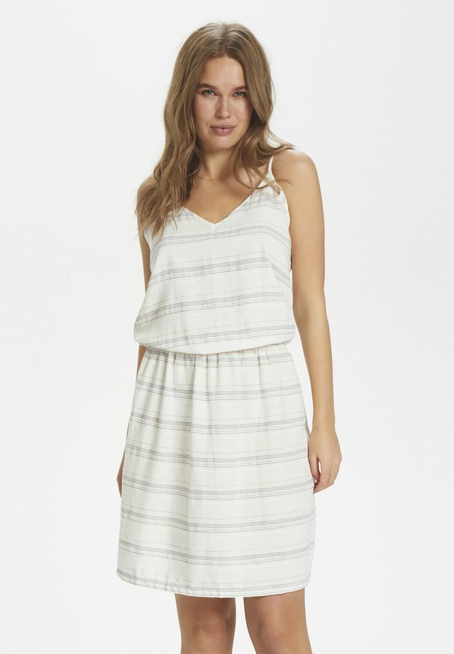 ALLISONSZ DRESS - Korte jurk - ice