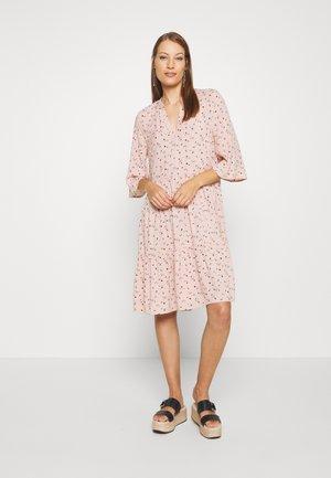 BELLIS DRESS - Korte jurk - rose