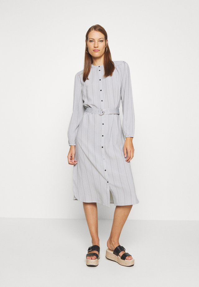 BILLIE DRESS - Shirt dress - blue deep