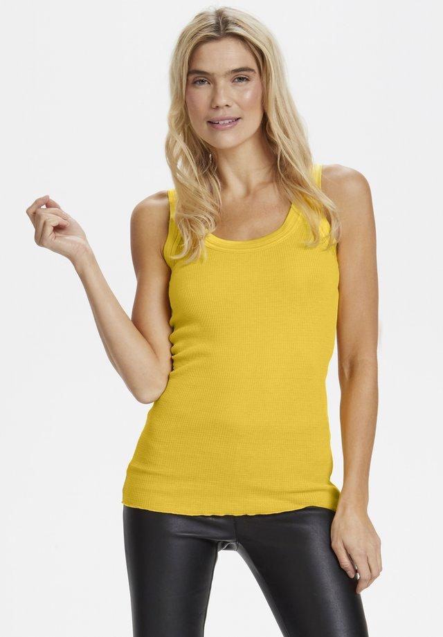 GLORIASZ  - Top - yellow