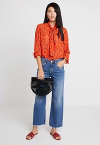 Saint Tropez - BLOUSE - Blouse - orange - 1