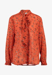 Saint Tropez - BLOUSE - Blouse - orange - 4