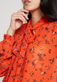 Saint Tropez - BLOUSE - Blouse - orange - 5