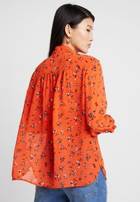 Saint Tropez - BLOUSE - Blouse - orange - 2