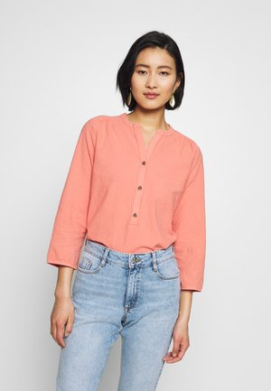KATE BLOUSE - Bluzka - terra cotta