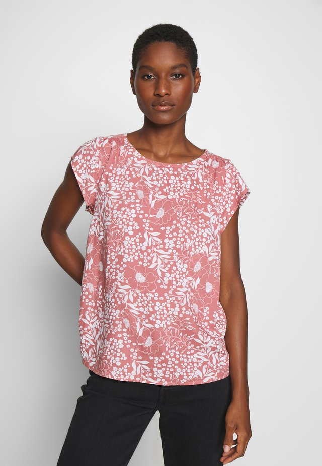 ADELE TISHA TOP - Blus - light pink