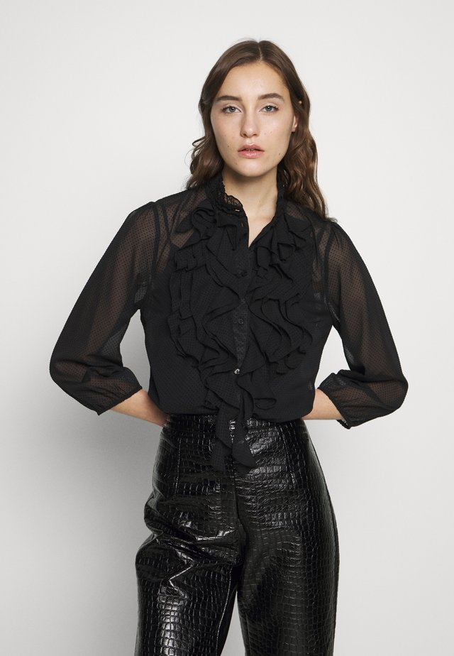 LILLYSZ PIN - Bluser - black