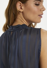 Saint Tropez - RILEENS - Blouse - total eclipse - 4