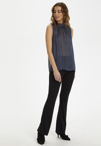 Saint Tropez - RILEENS - Blouse - total eclipse - 1