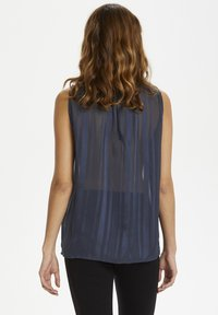 Saint Tropez - RILEENS - Blouse - total eclipse - 2