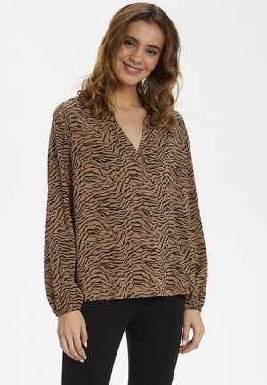 TROPEZ  - Blouse - brown