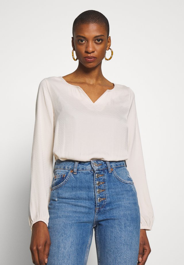 BRIANA BLOUSE - Blouse - creme